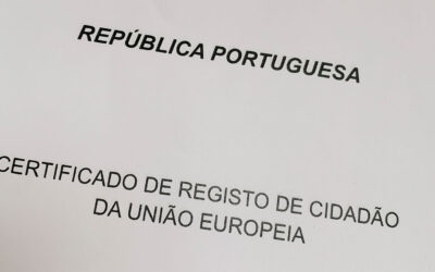 Nu bor vi i Portugal, på riktigt.