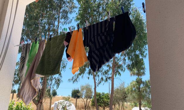 Ändringar, tröskel och tvätt