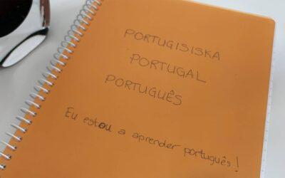 Så här lär jag mig portugisiska