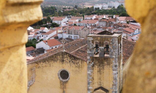 Moura, en mysig stad i Alentejo