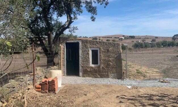 Projekt: Göra hönshuset till förråd